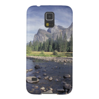 NA, USA, California, Yosemite NP, Valley view Case For Galaxy S5