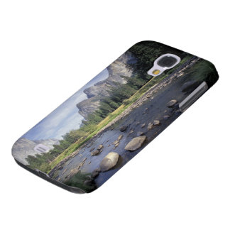 NA, USA, California, Yosemite NP, Valley view Galaxy S4 Case