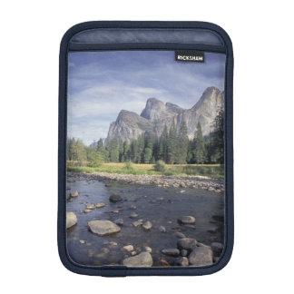 NA, USA, California, Yosemite NP, Valley view iPad Mini Sleeve