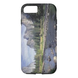 NA, USA, California, Yosemite NP, Valley view iPhone 8/7 Case