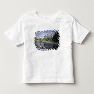 NA, USA, California, Yosemite NP, Valley view Toddler T-Shirt
