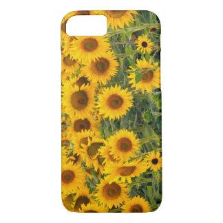 Na, USA, Colorado, Sunflowers iPhone 8/7 Case