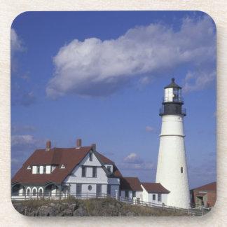 NA, USA, Maine, near Portland, Portland Head Coaster