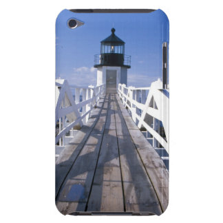 NA, USA, Maine, Port Clyde.  Marshall Point 2 iPod Touch Case-Mate Case