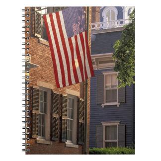 NA, USA, Massachusetts, Nantucket Island, 2 Notebook