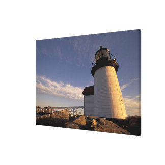 NA, USA, Massachusetts, Nantucket Island, 3 Canvas Print