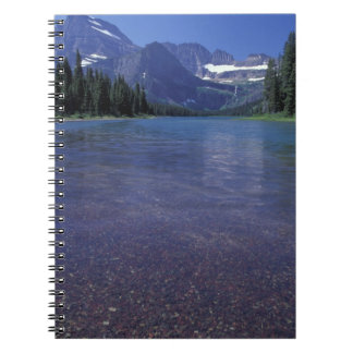 NA, USA, Montana, Glacier National PArk. Notebook