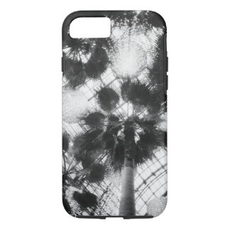 NA, USA, New York, New York City. Palm trees in iPhone 8/7 Case
