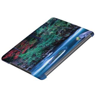 NA, USA, Oregon, Fall Foliage on North Umpquah iPad Air Case