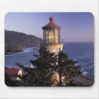 NA, USA, Oregon, Heceta Head Lighthouse, Mouse Mat