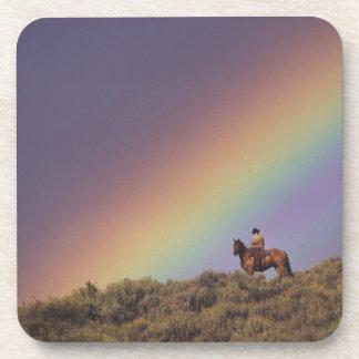 NA, USA, Oregon, Seneca, Ponderosa Ranch, Coasters