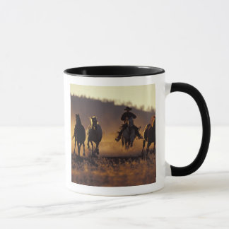 NA, USA, Oregon, Seneca, Ponderosa Ranch, Cowboy 2 Mug