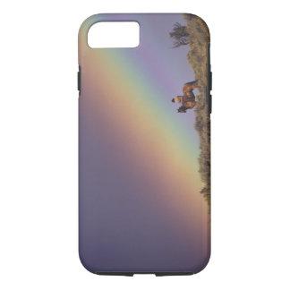 NA, USA, Oregon, Seneca, Ponderosa Ranch, iPhone 8/7 Case