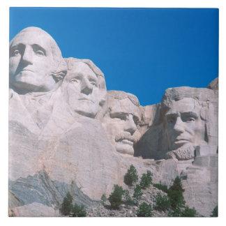 NA, USA, SD, Mount Rushmore. Tile