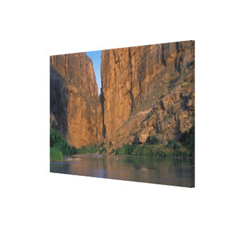 NA, USA, Texas, Big Bend National Park. Rio Canvas Prints