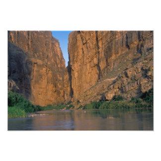 NA, USA, Texas, Big Bend National Park. Rio Photo