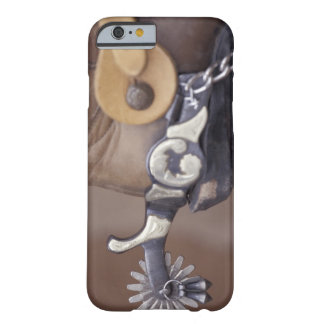 NA, USA, Texas, Lubbock Cowboy boot and spur Barely There iPhone 6 Case