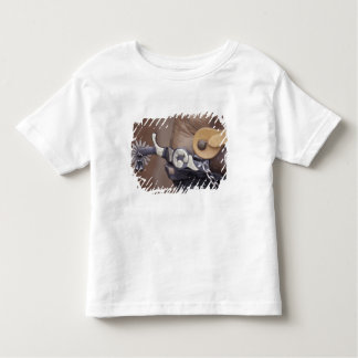 NA, USA, Texas, Lubbock Cowboy boot and spur Toddler T-Shirt
