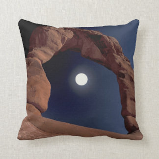 NA, USA, Utah, Arches National Park. Delicate Cushion