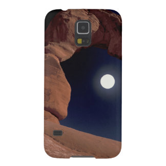 NA, USA, Utah, Arches National Park. Delicate Galaxy S5 Cover