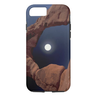 NA, USA, Utah, Arches National Park. Delicate iPhone 8/7 Case