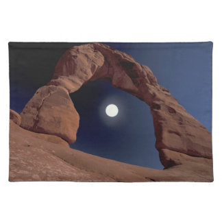 NA, USA, Utah, Arches National Park. Delicate Placemat