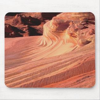 NA, USA, Utah, Vermillion Cliffs. Coyote Butte Mouse Mat