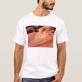 NA, USA, Utah, Vermillion Cliffs. Coyote Butte T-Shirt