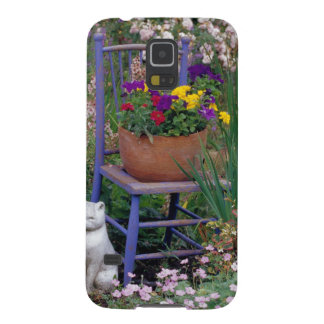 NA, USA, WA, King County, Seattle, Garden, Galaxy S5 Cover