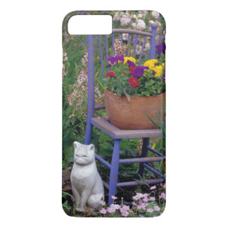 NA, USA, WA, King County, Seattle, Garden, iPhone 8 Plus/7 Plus Case