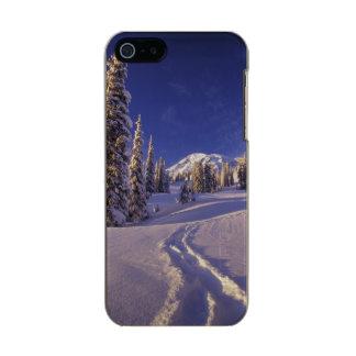 NA, USA, Washington, Mt. Rainier NP, Snowshoe Incipio Feather® Shine iPhone 5 Case