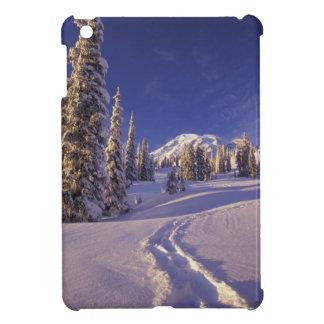 NA, USA, Washington, Mt. Rainier NP, Snowshoe iPad Mini Case