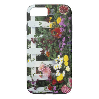 NA, USA, Washington, Sammamish, White picket iPhone 8/7 Case