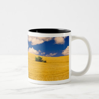 NA, USA, Washington State, Palouse Region, Two-Tone Coffee Mug