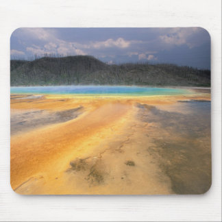 NA, USA, Wyoming, Yellowstone NP, Grand Mouse Pad