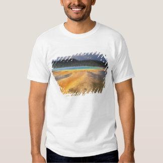 NA, USA, Wyoming, Yellowstone NP, Grand Shirts