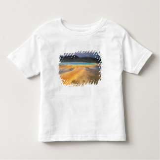 NA, USA, Wyoming, Yellowstone NP, Grand Toddler T-Shirt