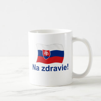 Na Zdravie! (To your health!) Coffee Mug