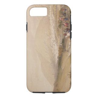 Nablous, ancient Shechem, April 17th 1839, plate 4 iPhone 8/7 Case