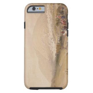 Nablous, ancient Shechem, April 17th 1839, plate 4 Tough iPhone 6 Case