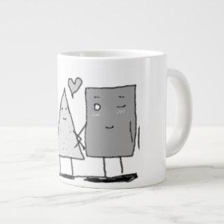Nacho and Cheese Large Coffee Mug