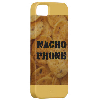 """Nacho"" Phone Barely There iPhone 5 Case"