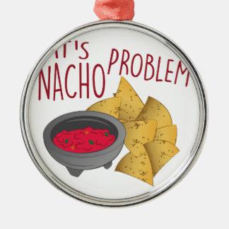 Nacho Problem Christmas Ornament