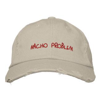 Nacho Problem Embroidered Hat