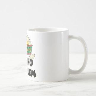 Nacho Problem - Funny Word Play Basic White Mug