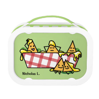 Nachos Melted Cheese Jalapeno Nacho tortilla chips Lunch Boxes