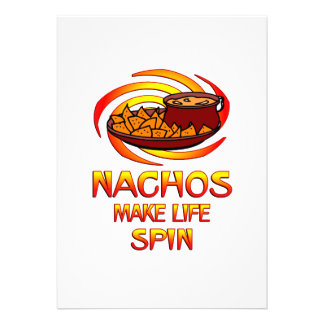 Nachos Spin Invites