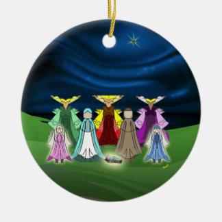 Nacimiento/Nativity Ornament