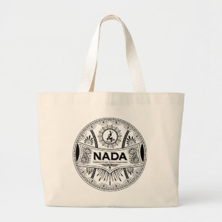 NADA ORIENTAL LADIES LARGE SIZE SHOPPING TOTE