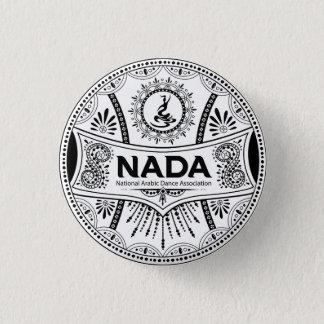 "NADA ORIENTAL STYLE 1.25"" ROUND BADGE"